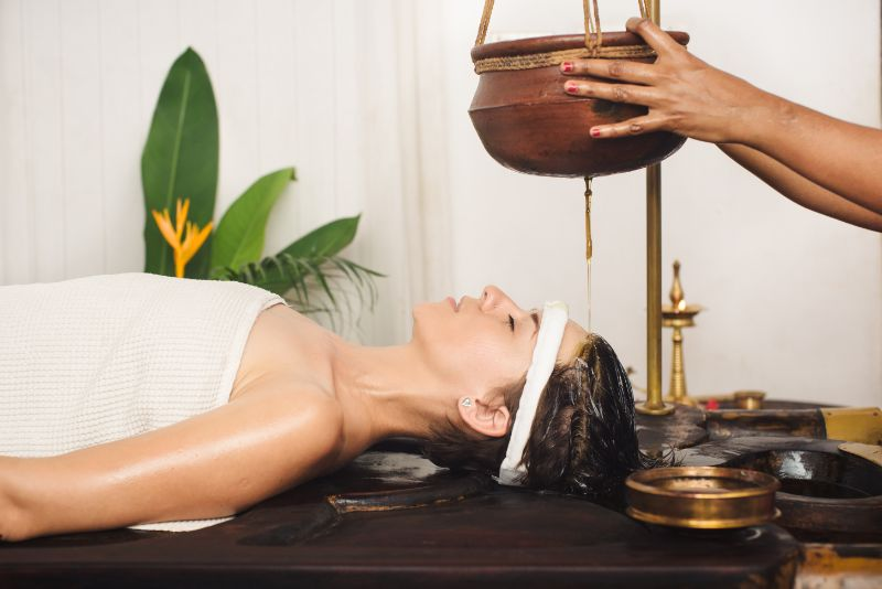 Spa Treatment (Traditional style)