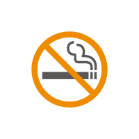 Non-smoking rooms